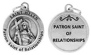 St Helen Patron Saint of Relationships Charm