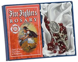 Firefighter's Rosary