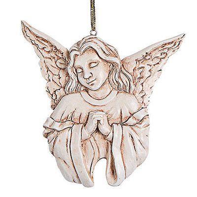 Prayer Memorial Angel Ornament