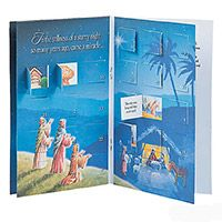 Advent Calendar with Story Booklet