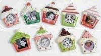 Cupcake Magnetic Photo Frames
