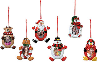 Christmas Tree Ornaments Religious Christian