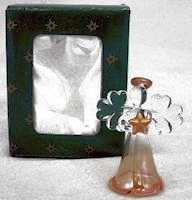 Christmas Angels Ornaments in Presentation Box