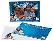 Christmas Cards Picture Holders <br>(Pack of 12)