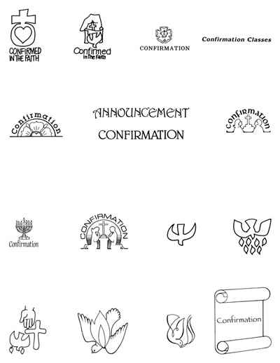 Catholic Confirmation Clip Art Confirmation clip art