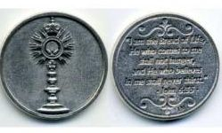 I am the Bread of Life Coin John 6.55
