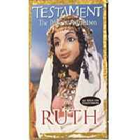 Story of Ruth Animated DVD