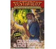 Creation & The Flood Bible DVD