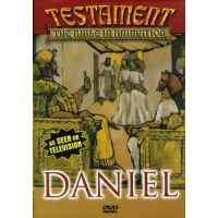 Daniel & the Lion DVD