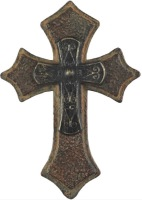 5.5 in Resin Wall Cross