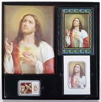 Memorial Book Package Sacred Heart of Jesus