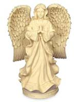 Serene Praying Angel Ashes Urn Large