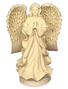 Serene Praying Angel Ashes Urn Large