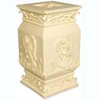 Forever Loved Square Stone Urn