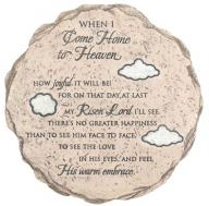 Come Home to Heaven Memorial Stepping Stone