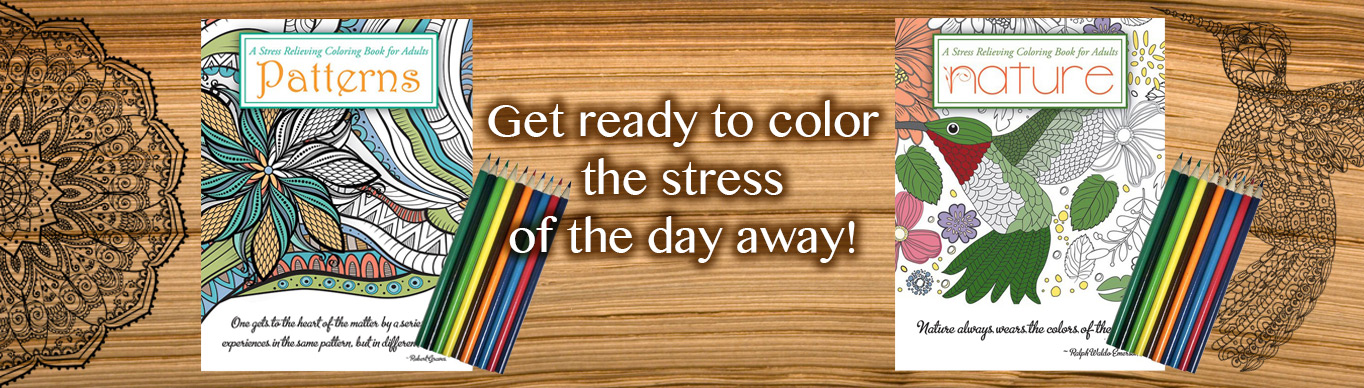 Adult Coloring Books at ChurchSupplier.com