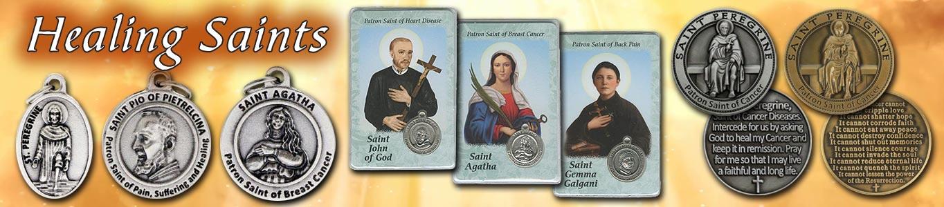 Catholic Saints Medals