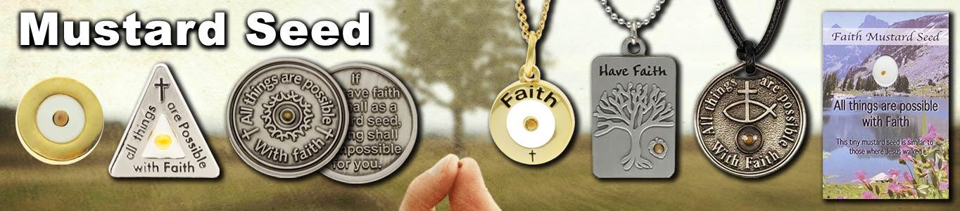 Mustard Seed Faith Items