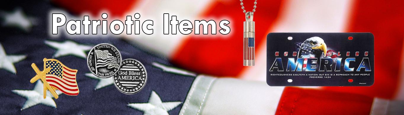 Patriotic Items at ChurchSupplier.com