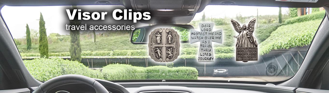 Visor Clips at ChurchSupplier.com