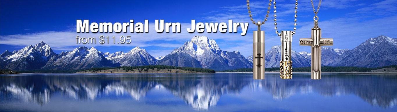 Memorial Jewelry at ChurchSupplier.com