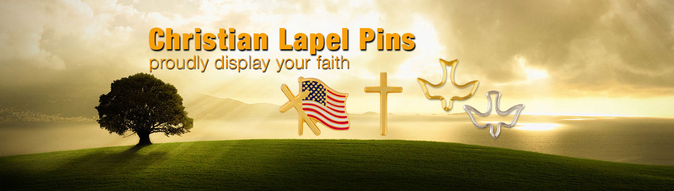 Cross Pins at ChurchSupplier.com