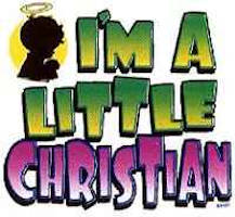 I'm a Little Christian Baby T-Shirt