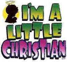 I'm a Little Christian Baby T-Shirt