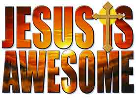 Jesus Is Awesome T-Shirt