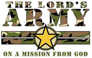 The Lord's Army T-Shirt Men's Woman's Cut