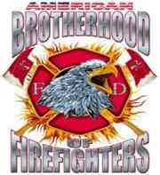 American Brotherhood of Firefighters T-shirt