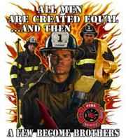 A Few Become - Firefighters T-shirt