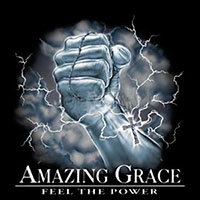 Amazing Grace (Feel the Power) T-Shirt, Sizes to 3X