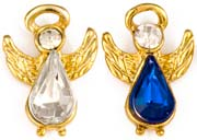 Birthstone Angel Pins Heavenly