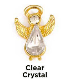 Birthstone Angel Pins Heavenly
