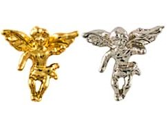 Angel Pins, Guardian Angel Pins and Angel Wing Pins