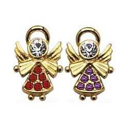 Angel Birthstone Pins Multi Stones