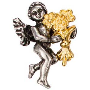 Get Well Angel Pin