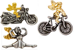 Guardian Angel Sports Recreation Lapel Pins 10