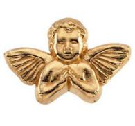 14 Karat Gold Praying Angel