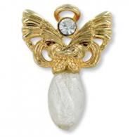 Believe Angel Pin - Wings & Wishes