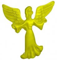 Gold Guardian Protecting Arms Angel Pin