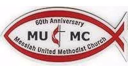 Custom Fish Church Anniversary Magnets 125 Minimum