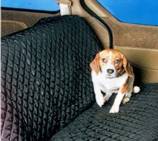 Auto Seat Cover Protection for Pets & Children
