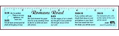 Romans' Road Bible Study Ruler