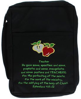 Teacher's Bible Cover