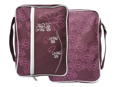 Jesus Loves Me Bible Cover