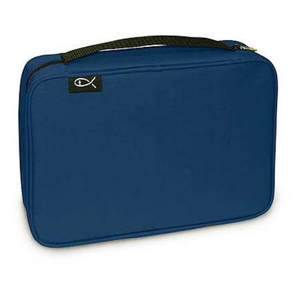 Extra Large Bible Covers Blue