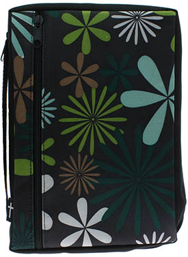 Crazy Daisies Bible Cover
