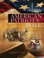 NKJV American Patriots Bible. Hundreds of enlightening articles which complement the New King James Bible text. 6 x 9 x 1 1/8